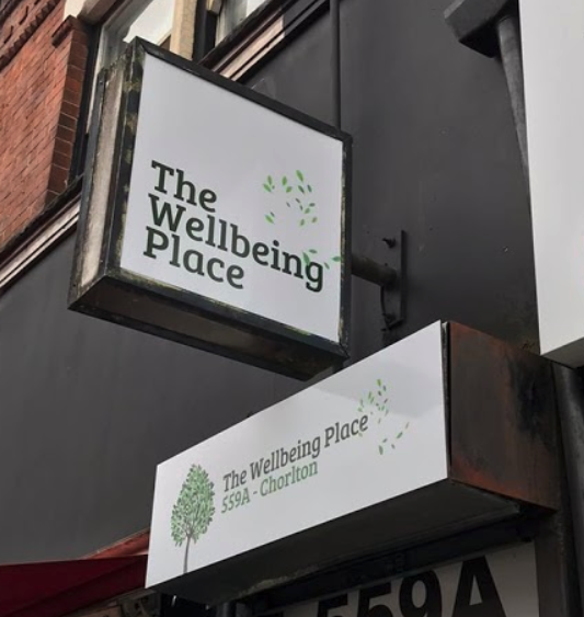 Isabella May Leonard Therapy at The Wellbeing Place, Chorlton, South Manchester